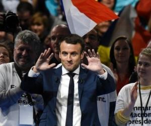 Францын Ерөнхийлөгчийн сонгуулийн эхний шатанд Э.Макрон илүүрхлээ