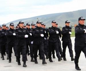 Цагдаагийн албаны тухай хуулийг хүлээн авах ёслол болно