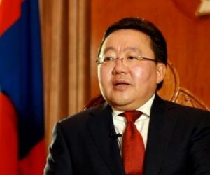 Монгол Улсын Ерөнхийлөгч Ц.Элбэгдорж Давосын чуулганд оролцохоор мордов