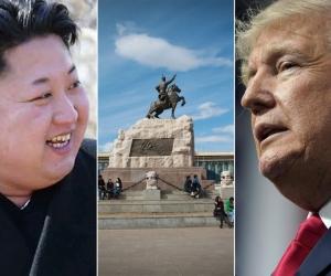 Доналд Трамп, Ким Жон Уны уулзалтыг Улаанбаатарт зохион байгуулах найман шалтгаан