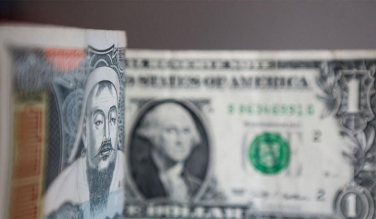 Улсын нийт гадаад өр 30.8 тэрбум ам.доллар байна