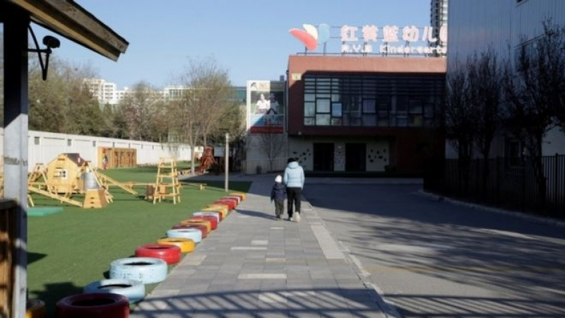 Цэцэрлэгийн харгис багш нарын асуудал Хятадад шуугиан тарьж байна