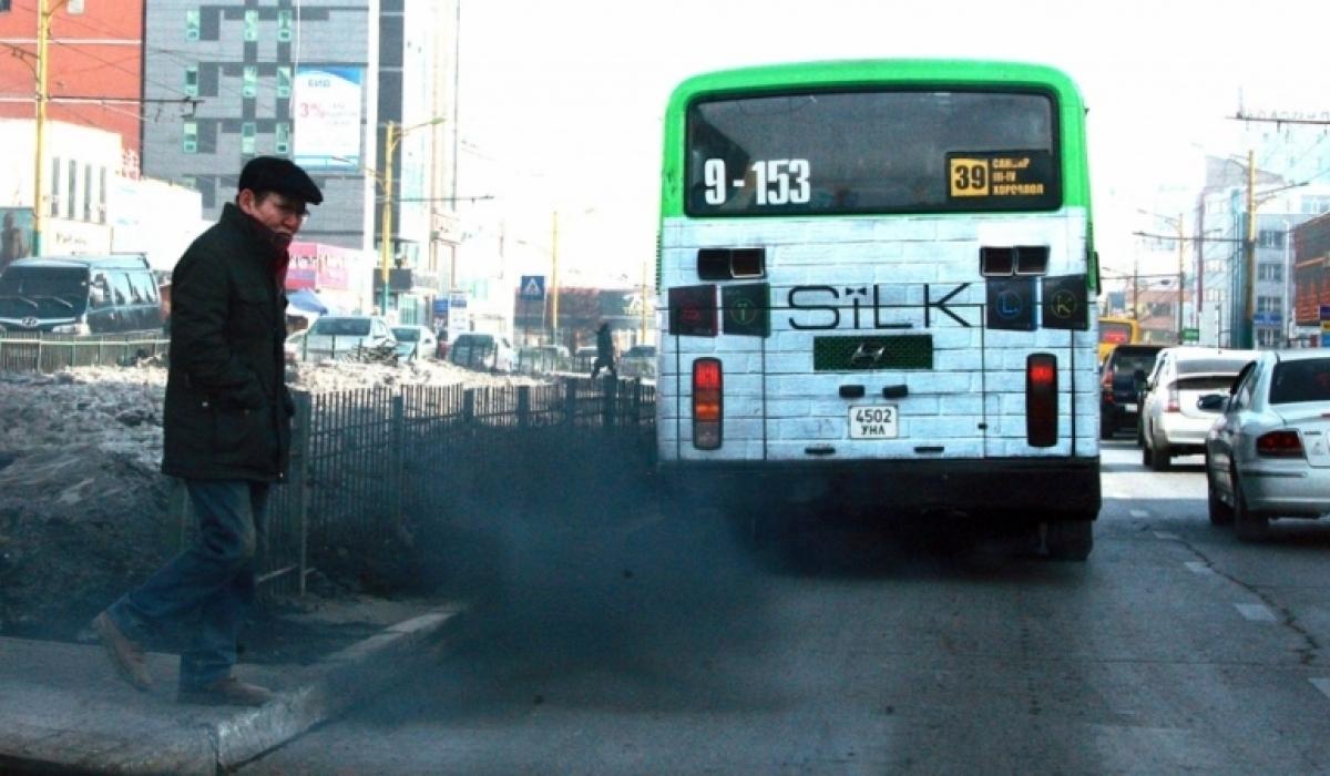 Тендер зарлан 150 автобусанд шүүлтүүр тавина