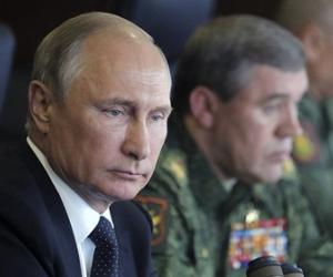 В.Путин Хойд Солонгост хориг тавилаа
