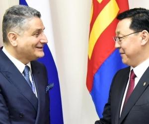 Монгол Улс Евразийн эдийн засгийн зөвлөлтэй чөлөөт худалдааны гэрээ байгуулахад бэлэн