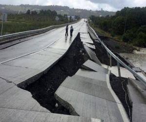 Чилид 7.6 магнитудын хүчтэй газар хөдлөлт боллоо