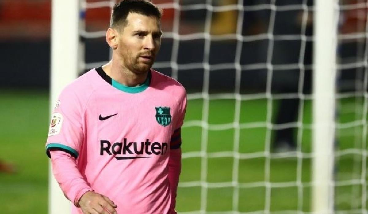 """Лионель Месси """"Барселона"""" клубыг шүүхэд өгөхөөр зэхэж байна"""