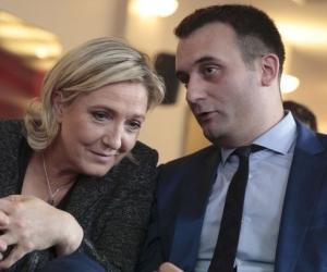 Жан Мари Ле Пен охиныхоо ялагдлын бурууг өөр хүн рүү чихжээ