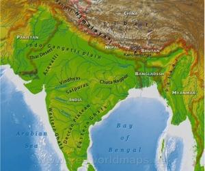 Энэтхэгийн зүүн хойд хэсэгт газар хөдөллөө
