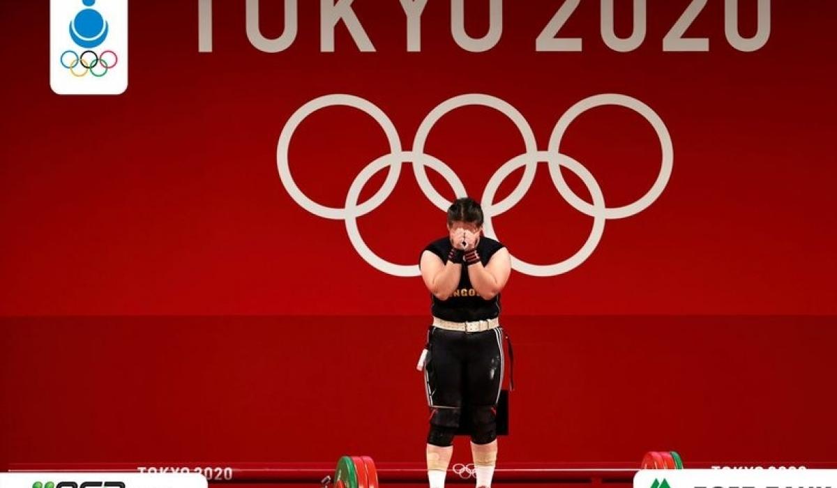М.Анхцэцэг: Дараагийн олимпоос алтан медаль авч, та нарыгаа баярлуулна аа