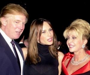 Д.Трампын хуучин, шинэ эхнэрүүдийн зөрчилдөөн
