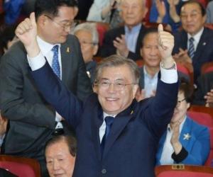 Мун Жэ Ин: Бахархалт үндэстний бахархалт Ерөнхийлөгч нь байхын төлөө ажиллах болно