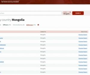 Оффшор дуулианы дараа: Монгол ба бусад