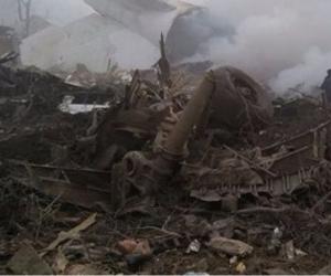 Кыргызстанд ачааны онгоц осолдож, 20 хүн амиа алдлаа