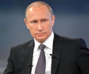 В.Путин 2018 оны сонгуульд нэр дэвшихгүй