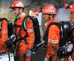 Хятадын уурхайд дэлбэрэлт болж, 21 хүн амиа алдлаа