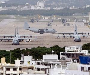 АНУ Окинавад эзэмшиж байсан газраа Японд буцааж өгнө