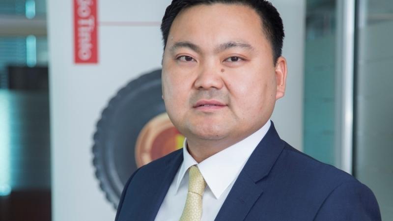 """""""Рио Тинто""""-гийн Монгол дахь үйл ажиллагаа хариуцсан захирал Д.Мөнхтүшиг ажлаа өгнө"""