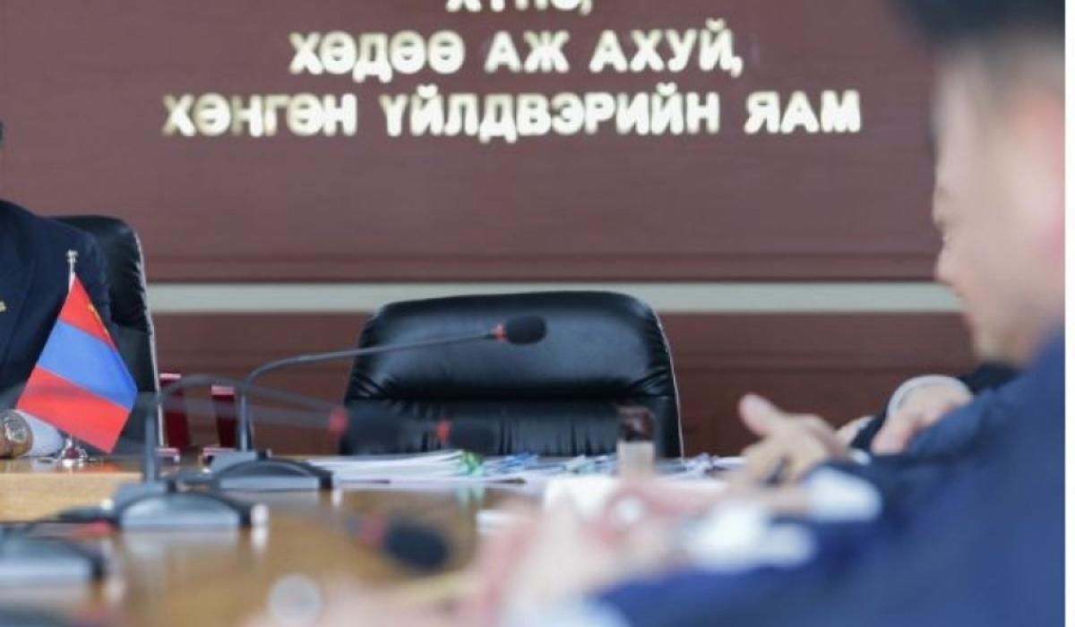 БНХАУ-ын хянан магадлагааны баг Монголд ажиллаж байна