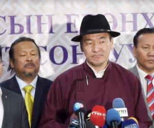 С.Ганбаатар: Монгол Улсын гурван сая иргэдийн хөгжлийн төлөө зүтгэнэ