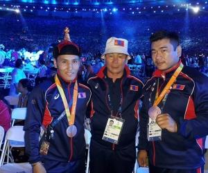 Паралимпийн хүрэл медальт Б.Ууганхүү, Э.Содномпилжээ нар өнөөдөр эх орондоо ирнэ