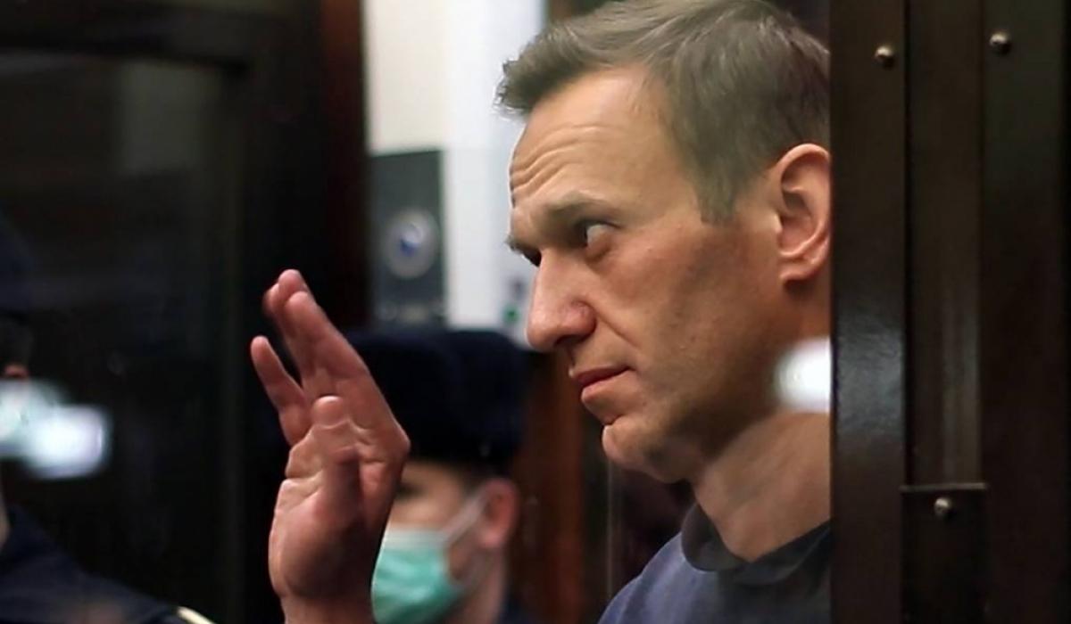 Алексей Навальныйд оноосон 3.5 жилийн хорих ялыг сэргээлээ