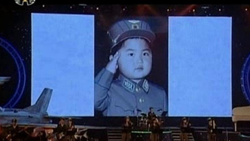 Ким Жон Ун 34 нас хүрлээ
