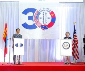 Ц.Мөнх-Оргил: Монголчууд  H2 визээр Америкт хөдөлмөр эрхлэх боломжтой болно