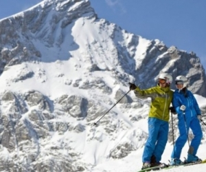 Альпийн нурууны цанын баазууд устана