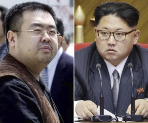 Ким Чен Ун эцэг нэгт ахыгаа хөнөөлгөсөн үү