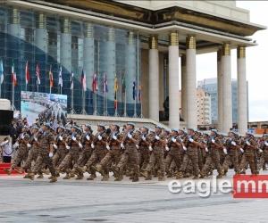 """""""Монгол цэргийн өдөр""""-ийн мэнд дэвшүүлье"""