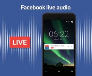 """Фэйсбүүк """"live audio"""" хийх болсныг та мэдсэн үү"""