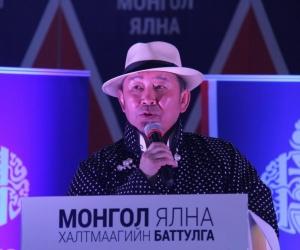 Х.Баттулга сонгуулийн сурталчилгаагаа Хэнтий аймгаас эхлүүллээ