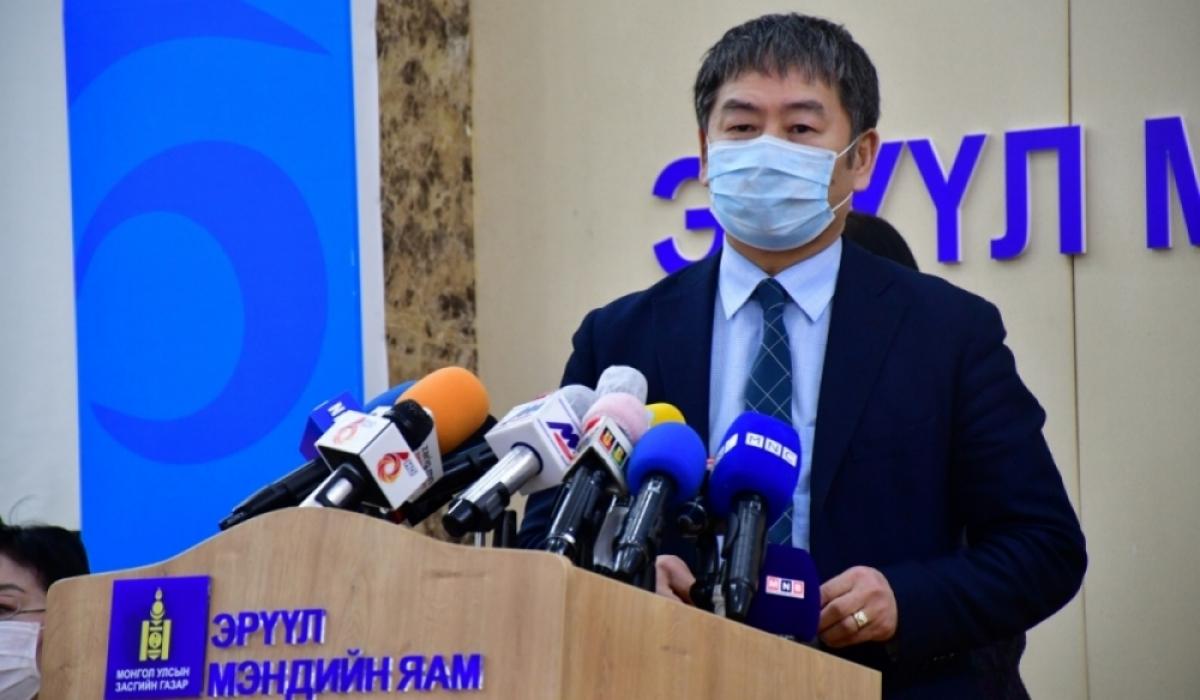 Д.Нямхүү: Уушгины хатгалгаатай 12 иргэний шинжилгээнд CoVid-19 ...