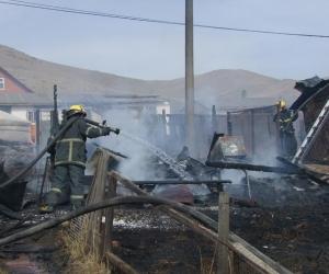 ОБЕГ-аас гал түймрийн аюулаас урьдчилан сэргийлэх талаар мэдээлэл хийнэ