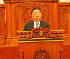 Ц.Элбэгдорж: Монгол Улс хүн амьдарч, ажиллахад урамтай орон болох ёстой