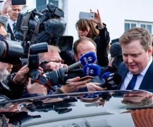 Исландын Ерөнхий сайд оффшор данснаас үүдэн албан тушаалаасаа огцорлоо