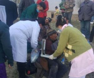 Хятадад газар хөдөлж, найман хүн нас барлаа