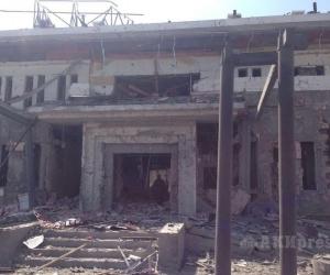 Киргиз дэх Хятадын элчинд бөмбөг дэлбэлжээ