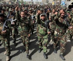 Иракийн арми курдээс газар нутгаа чөлөөлөхөөр хөдөлжээ