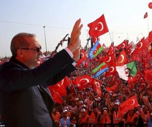 Р.Т.Эрдоган цаазын ялыг сэргээнэ гэж мэдэгдлээ