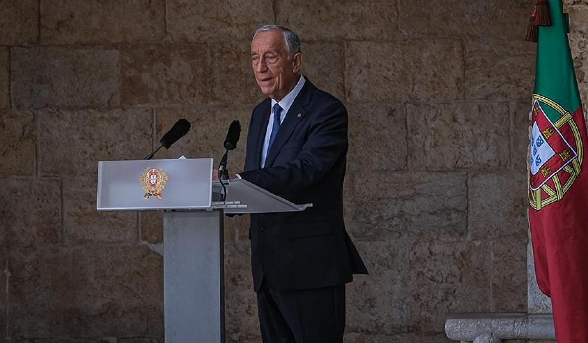 Португалын Ерөнхийлөгч коронавирусийн халдвар авчээ