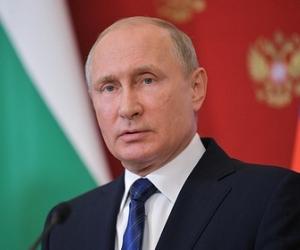 """В.Путин АНУ-д  """"Сөрөг хориг тавих тухай"""" хууль баталлаа"""