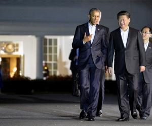 Обама Си Зиньпин нар Өмнөд Хятадын тэнгисийн маргаантай асуудлыг хэлэлцэнэ