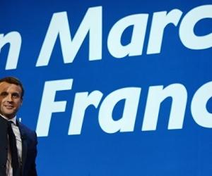 Францын сонгуулийн эхний шатанд Э.Макроны нам тэргүүллээ