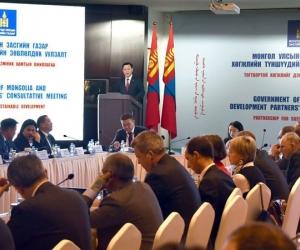Хандивлагчид эвсэж Монголд дэмжлэг үзүүлнэ