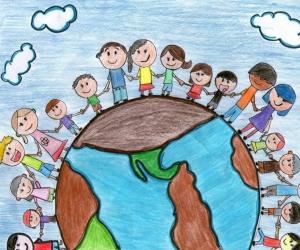 Орон орны хүүхдүүд хэрхэн баярлаж байна вэ