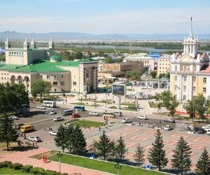 Улаан-Үдэ рүү аялах маршрут