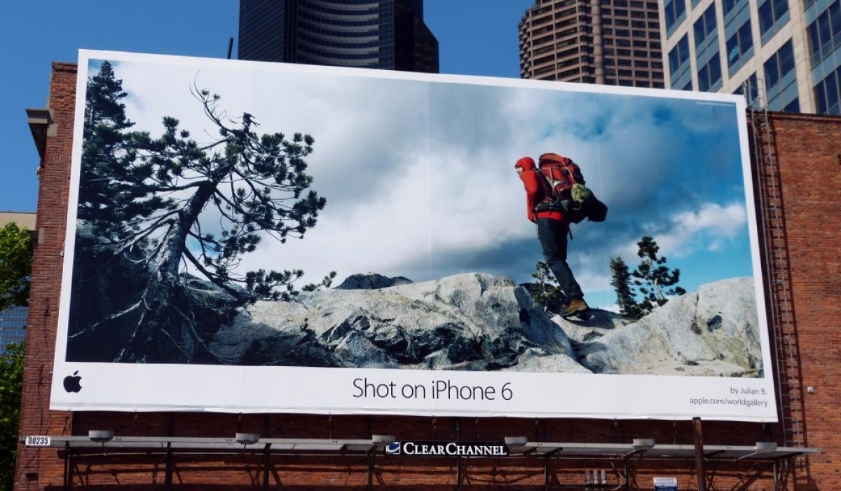 """""""Apple"""" компани гэрэл зургийн уралдаанаа зарлалаа"""