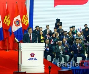 ФОТО: Ерөнхийлөгчийн сонгуульд МАН-аас нэр дэвшигч М.Энхболдын сурталчилгааны нээлт